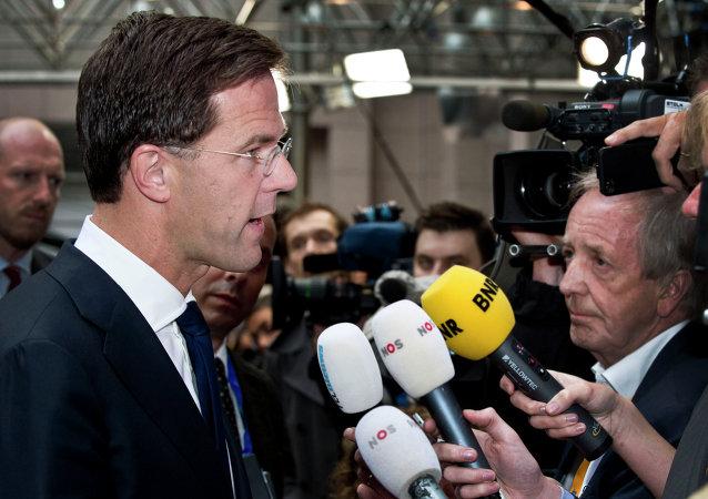 Mark Rutte, premier dei Paesi Bassi