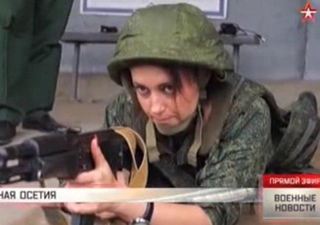 Esercitazioni dei medici militari russi