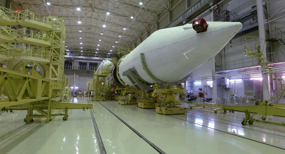 Industria aerospaziale russa