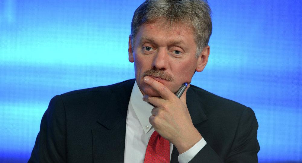 Portavoce del Cremlino Dmitry Peskov