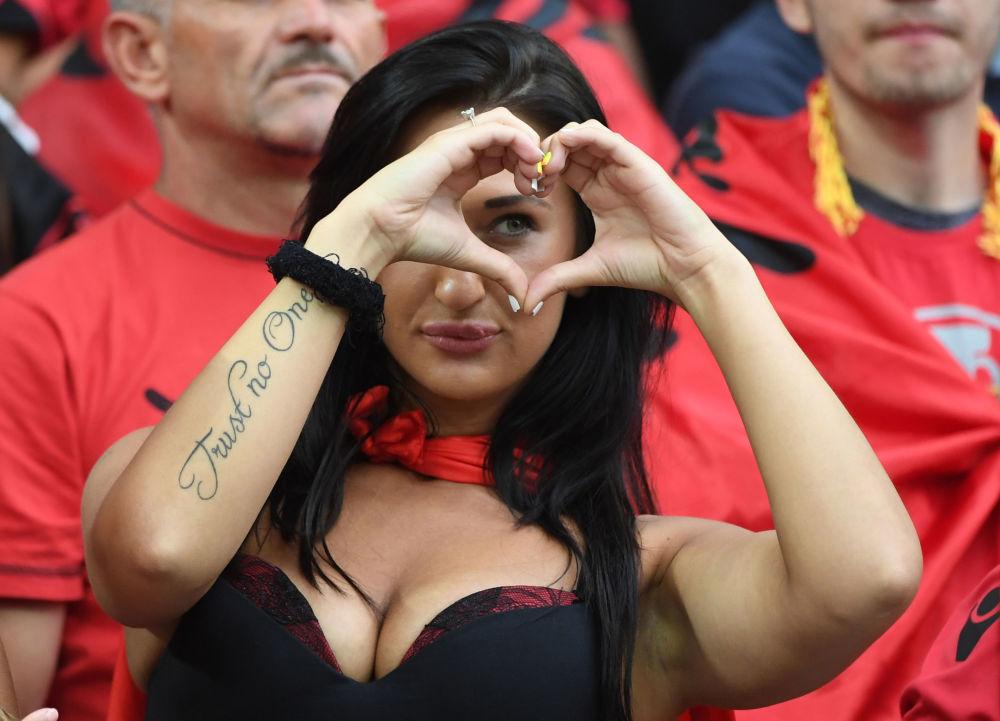 Le più belle di Euro 2016