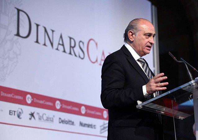 Jorge Fernández Díaz, ministro degli Interni