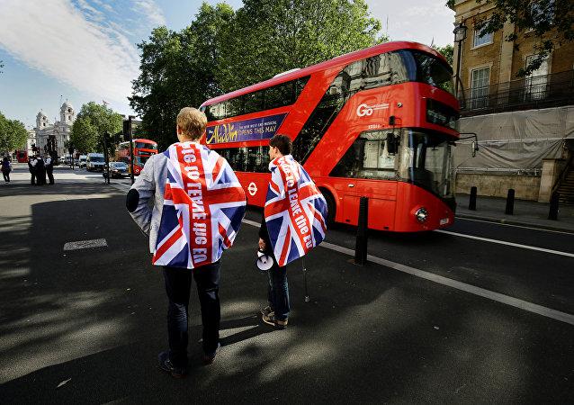 Sostenitori del Brexit