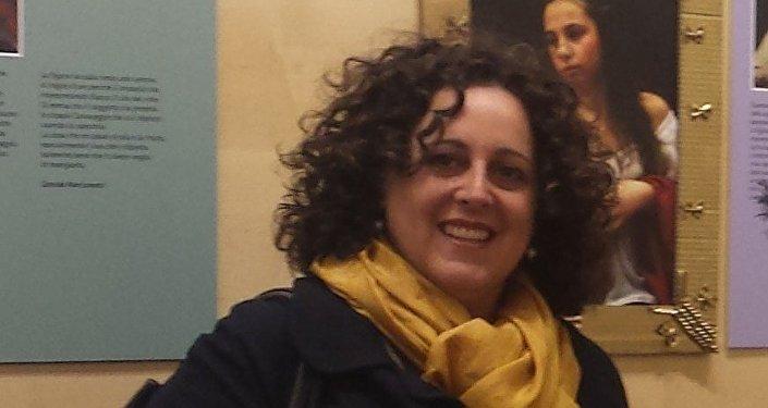 Senatrice Ornella Bertorotta, portavoce del Movimento 5 Stelle al Senato