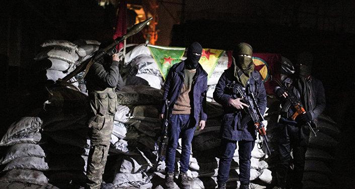 I militanti PKK