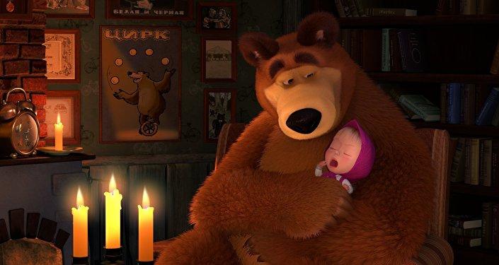 """Da Masha e Orso bambini e genitori imparano come  prendersi cura gli uni degli altri nonostante i diversi ruoli che li caratterizzano"""""""