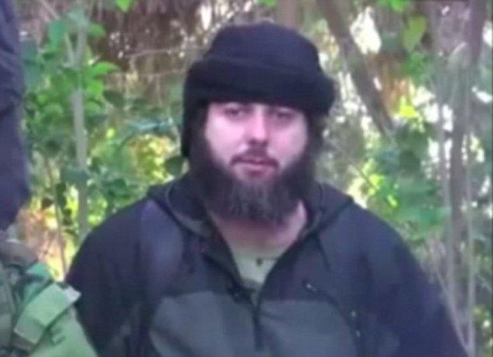 Akhmed Chataev, terrorista islamico ceceno del Daesh