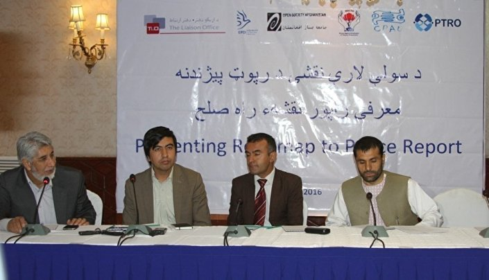 Presentazione di uno studio delle attività del Consiglio superiore per il raggiungimento della pace.
