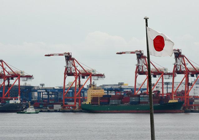 Bandiera del Giappone