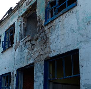 Reportage dal Donbass con intervista a veterano Berkut