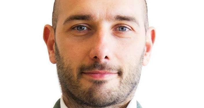 """Alessandro Morelli, capogruppo leghista in Consiglio Comunale di Milano, direttore di """"Radio Padania"""" e de """"Il populista"""""""