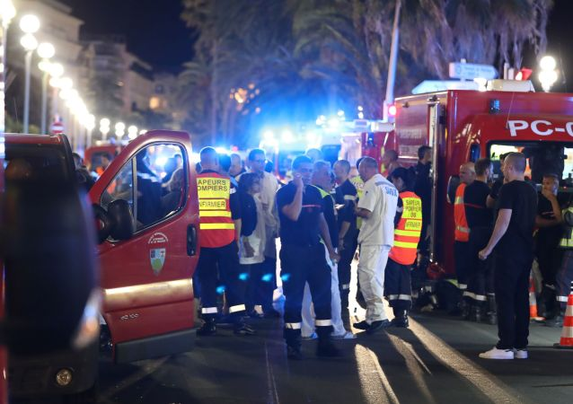 Massacro a Nizza.