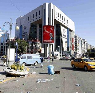 Dopo il golpe in Turchia
