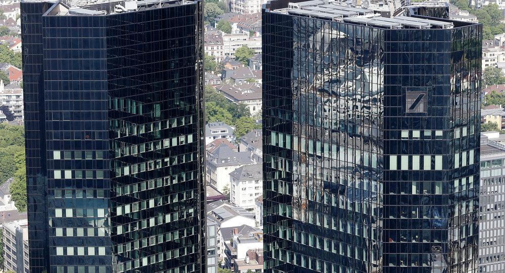 Sede della Deutsche Bank