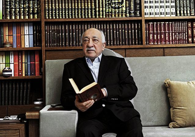 Fethullah Gulen, predicatore islamico anti-Erdogan (foto d'archivio)