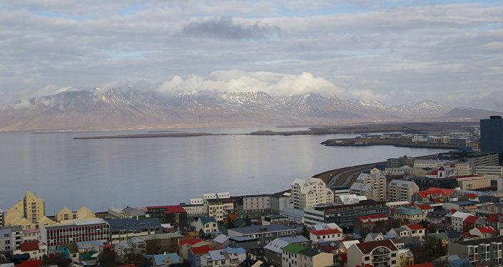 Reykjavík, Islanda