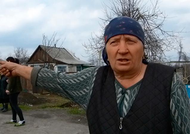 Abitante del Donbass