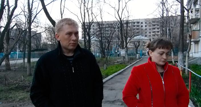 Abitanti del Donbass