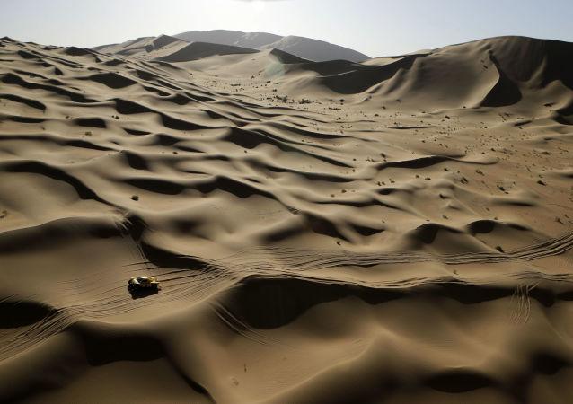 Il deserto del Gobi