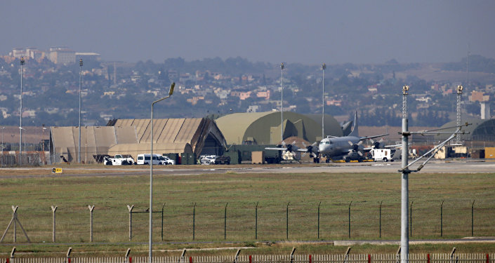 Base aerea di Incirlik, Turchia