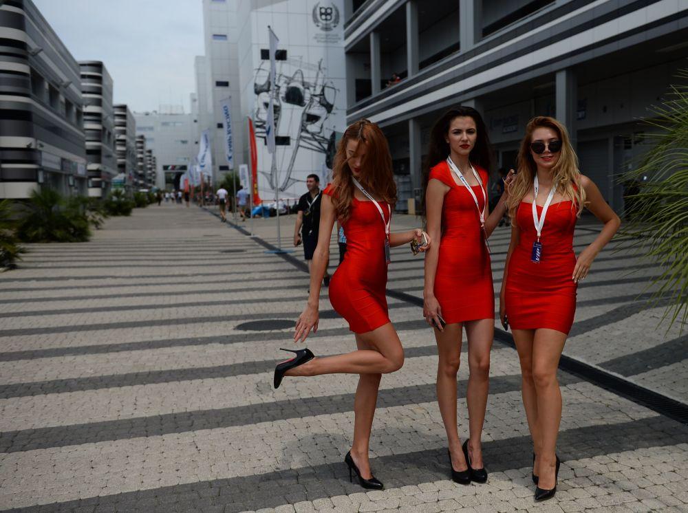 Rombo rosso a Sochi
