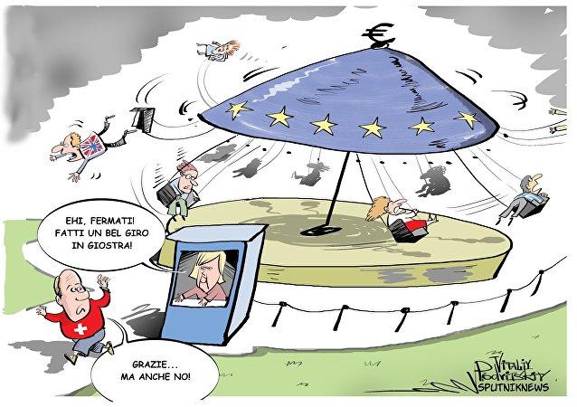 La giostra europea