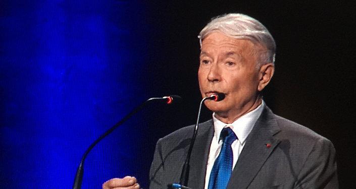 Il generale Jean-Bernard Pinatel