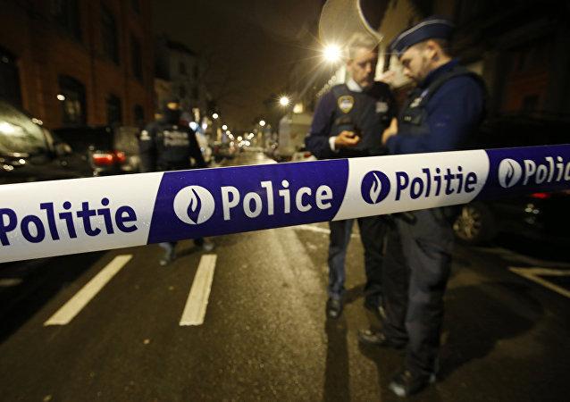 Agenti di polizia in Belgio
