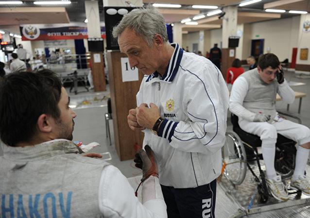 Atleti paralimpici russi
