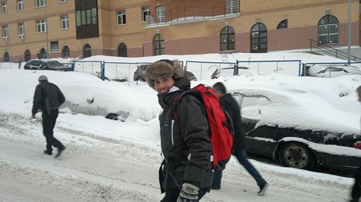 A Mosca d'inverno
