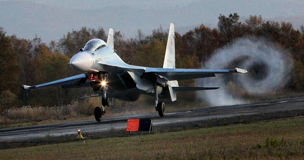 Aerei Da Caccia Russi Moderni : I migliori aerei militari russi sputnik italia