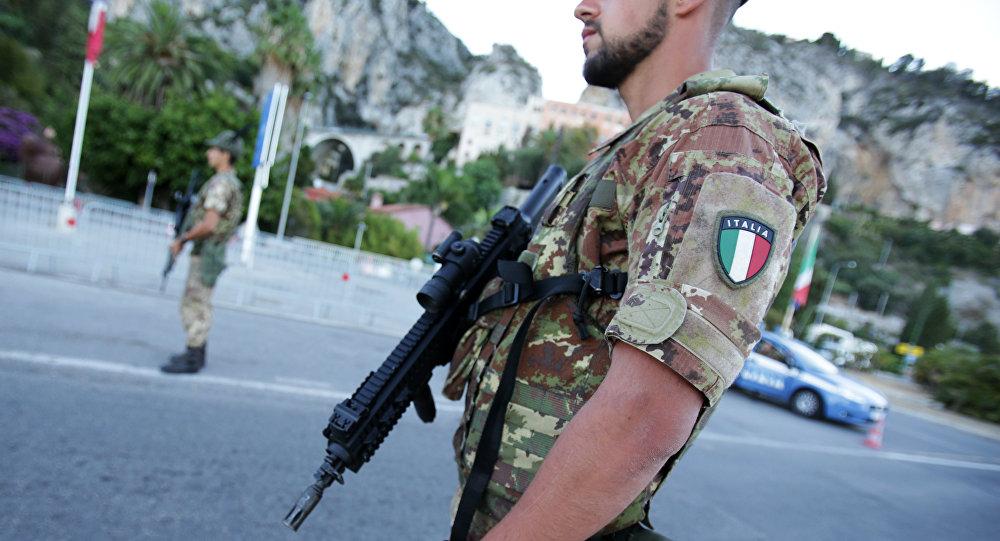 Militare italiano