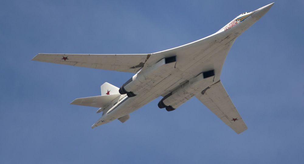 Bombardiere strategico Tu-160