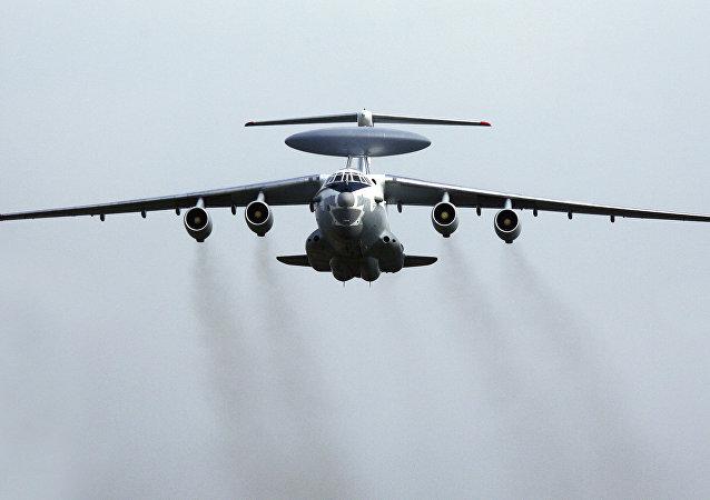 A-50 Mainstay AWACS aircraft