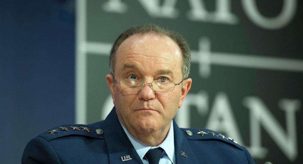 Generale Philip Breedlove, comandante delle forze NATO in Europa