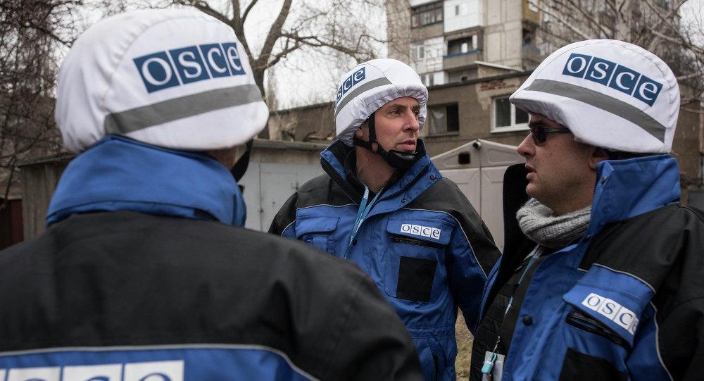 Ispettori OSCE