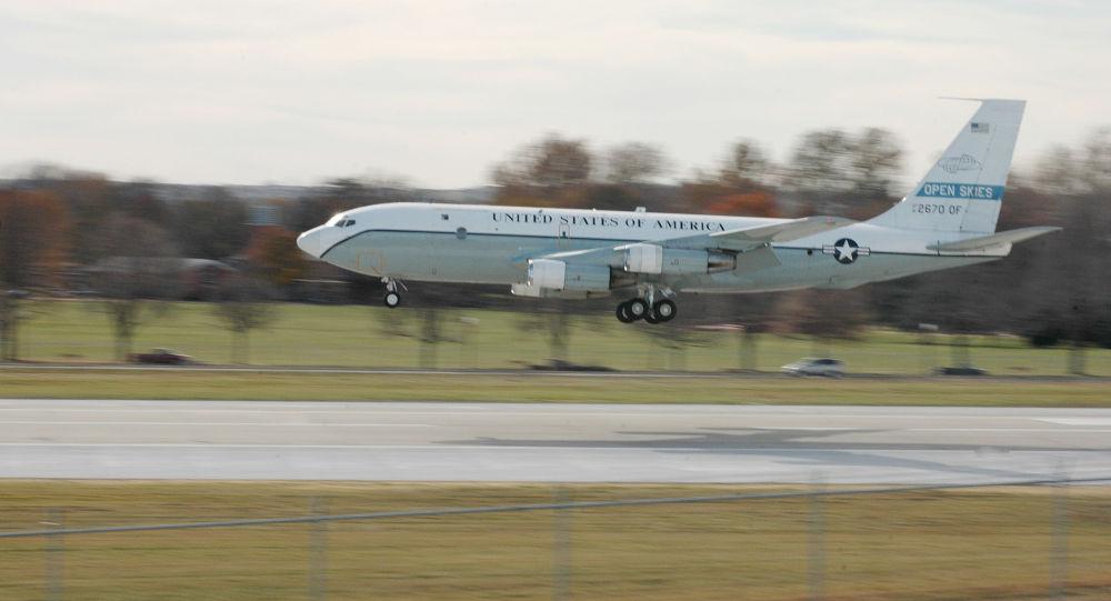 Boeing OC-135B Open Skies