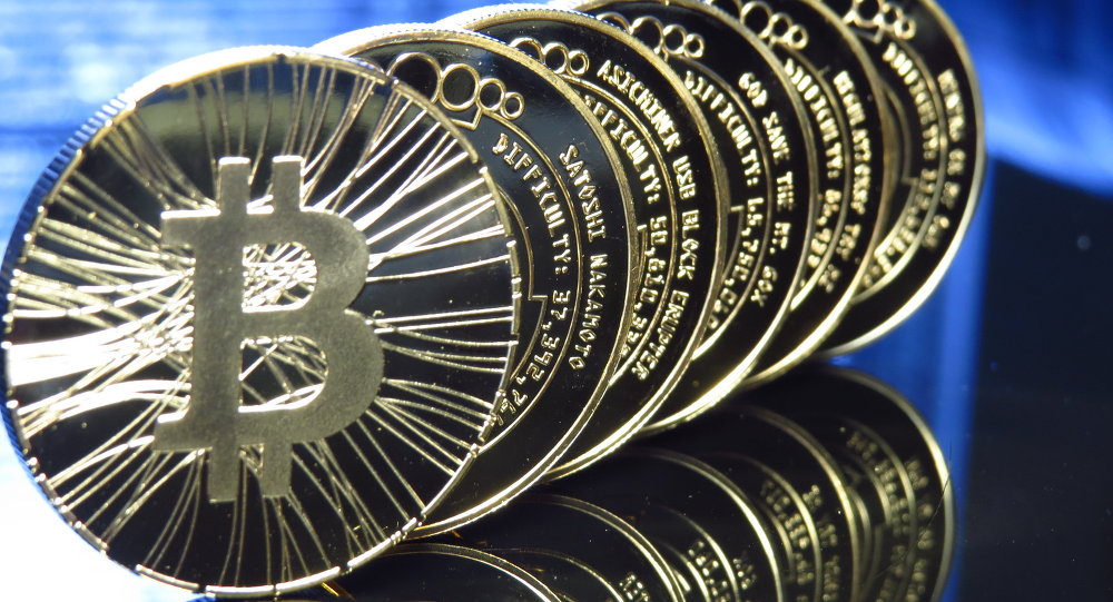 Bitcoin is a decentralized form of digital currency, created and held online all over the world. The cryptocurrency is used to buy things electronically.