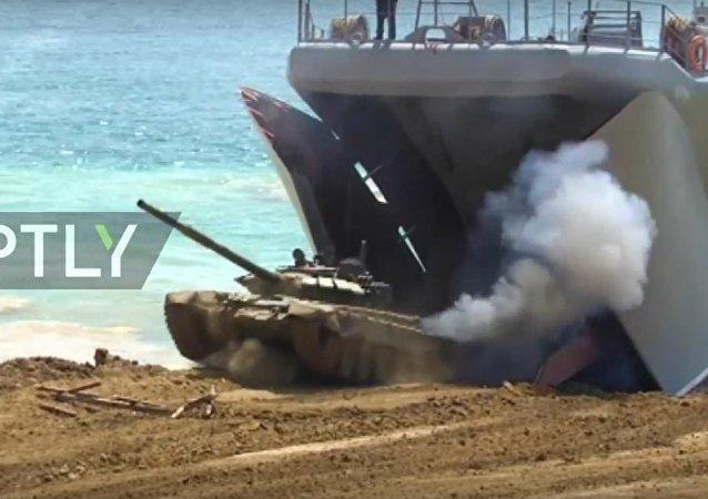La flotta del Mar Nero è pronta alle esercitazioni in Crimea