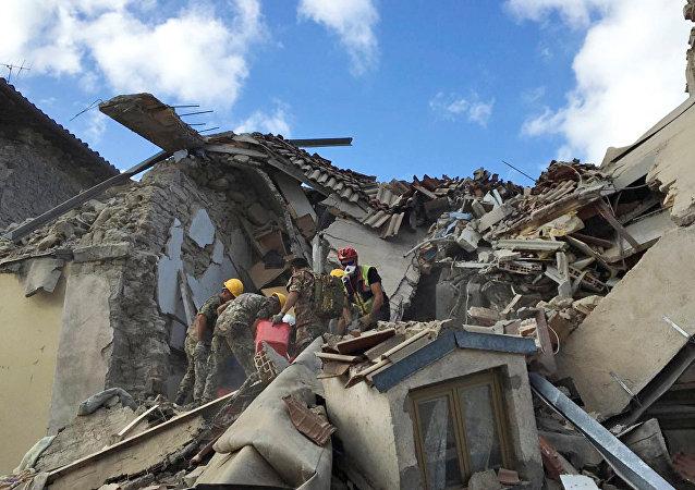 Terremoto di agosto ad Amatrice