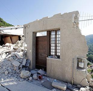 Conseguenze del terremoto in Italia