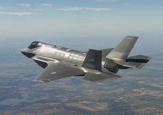 F-35 (foto d'archivio)