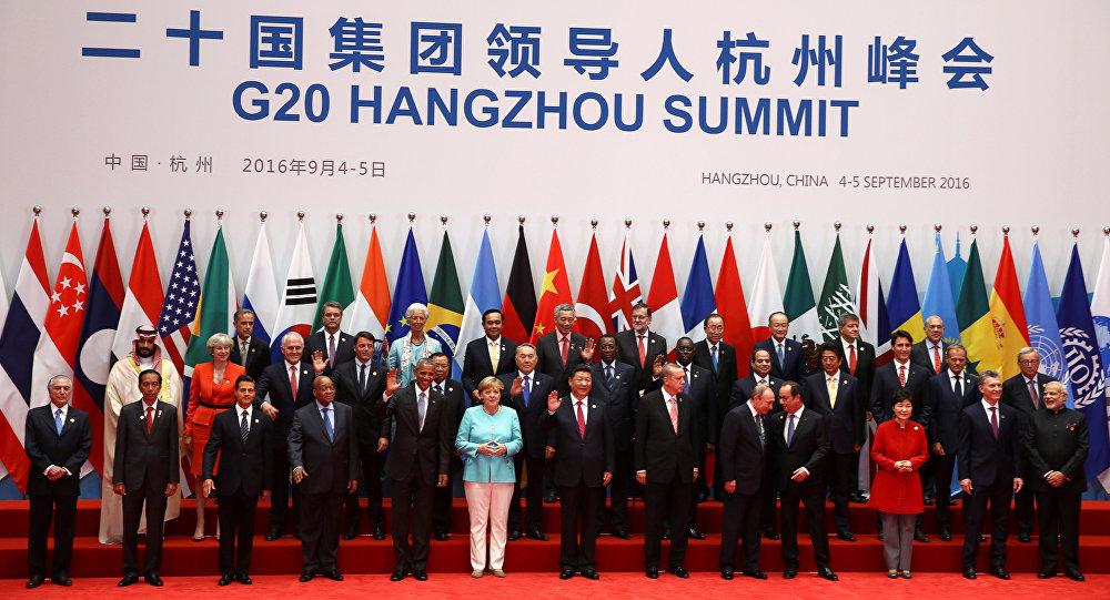 G20 di Hangzhou, Cina