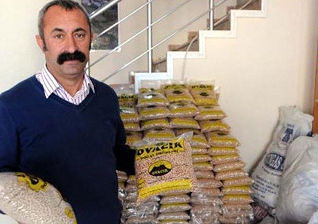 Fatih Maçoğlu, sindaco comunista di Ovacik (Turchia)
