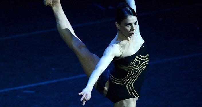 Natalia Osipova nello spettacolo Un solo per due