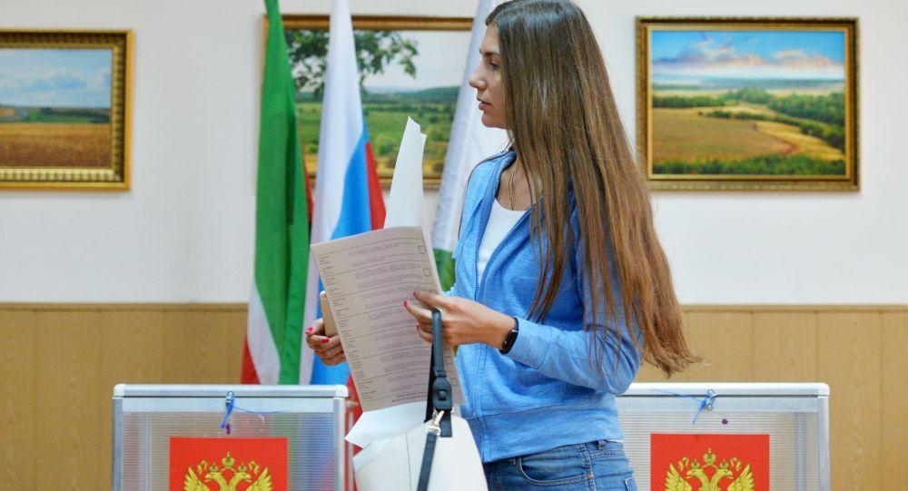 Elezioni in Russia