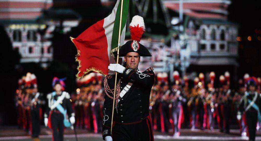 La Banda dei Carabinieri ha conquistato Mosca