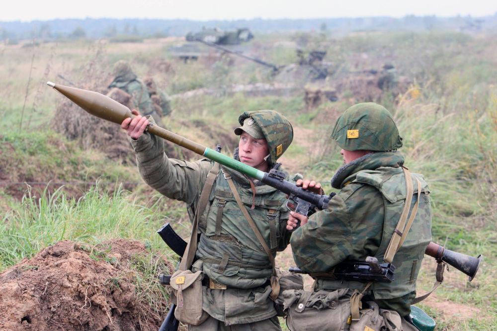 Le armi più incredibili della Russia