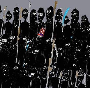 Foto di gruppo dalla Siria