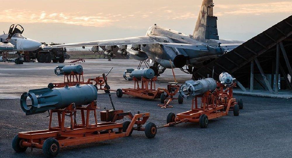 Base aerea russa di Hmeymim in Siria